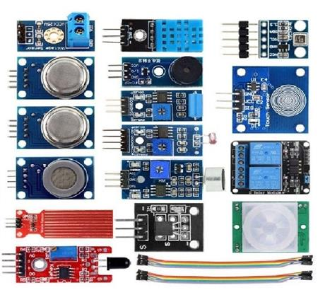 Kits De Placa De 16 Piezas Para Smart Home